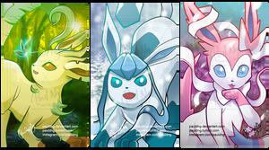 Pokemon  - EEveelutions Part 1