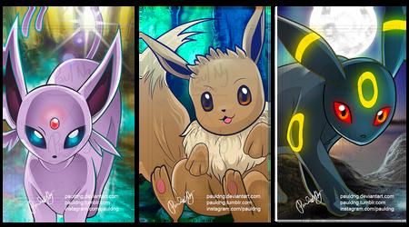 Pokemon - EEveelutions Part 2