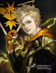 PokemonGo - Team Instinct Spark
