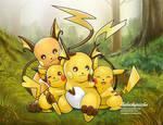 COMM: Pikachu Raichu