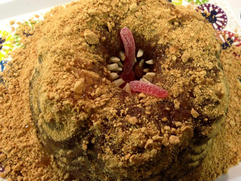 Sarlacc Rum Cake by zaythar