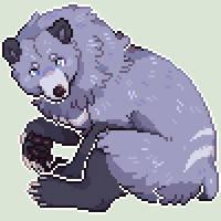 dA bear by SmidgeFish