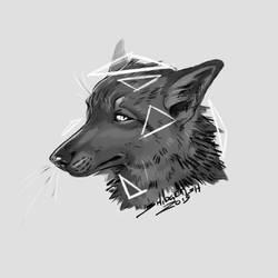 Gray by SmidgeFish