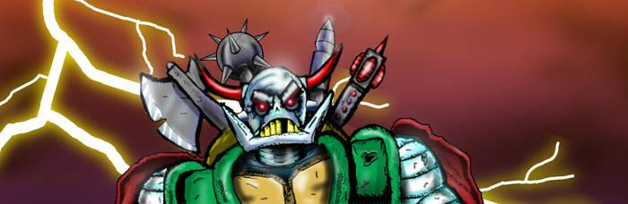 Death's Head - V2 by Mr-Alexander