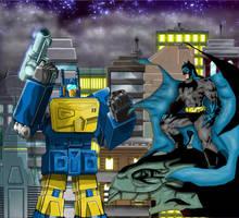 Nightbeat/Batman