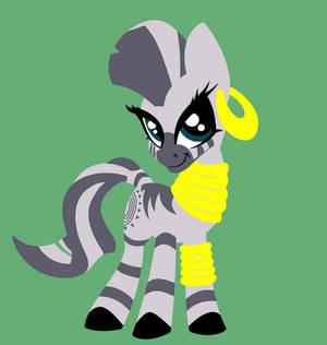The Rhyming Zebra