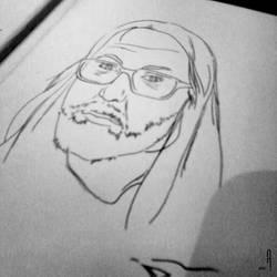 J Mascis by alexandreigor