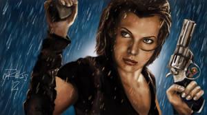Resident Evil: Retribution - Milla Jovovich