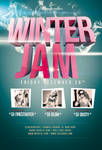 Winter Jam Flyer / Videoflyer by stockgorilla