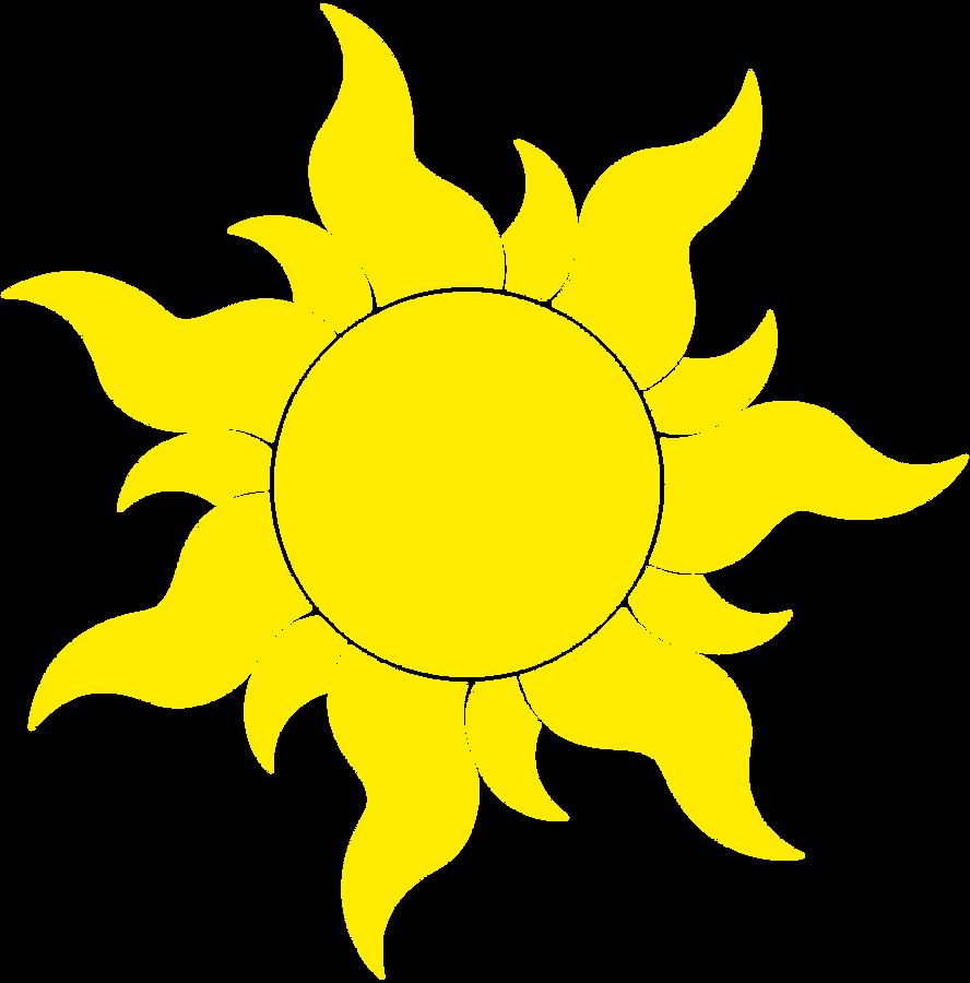 Tangled Sun Symbol Huge By Syntaxerror255 On Deviantart
