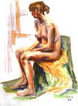 Nude 22-05-12-2 by BarbaraPommerenke