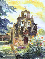 Mission Espada, San Antonio, Texas
