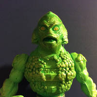 Monsters of the Universe Gillman figure
