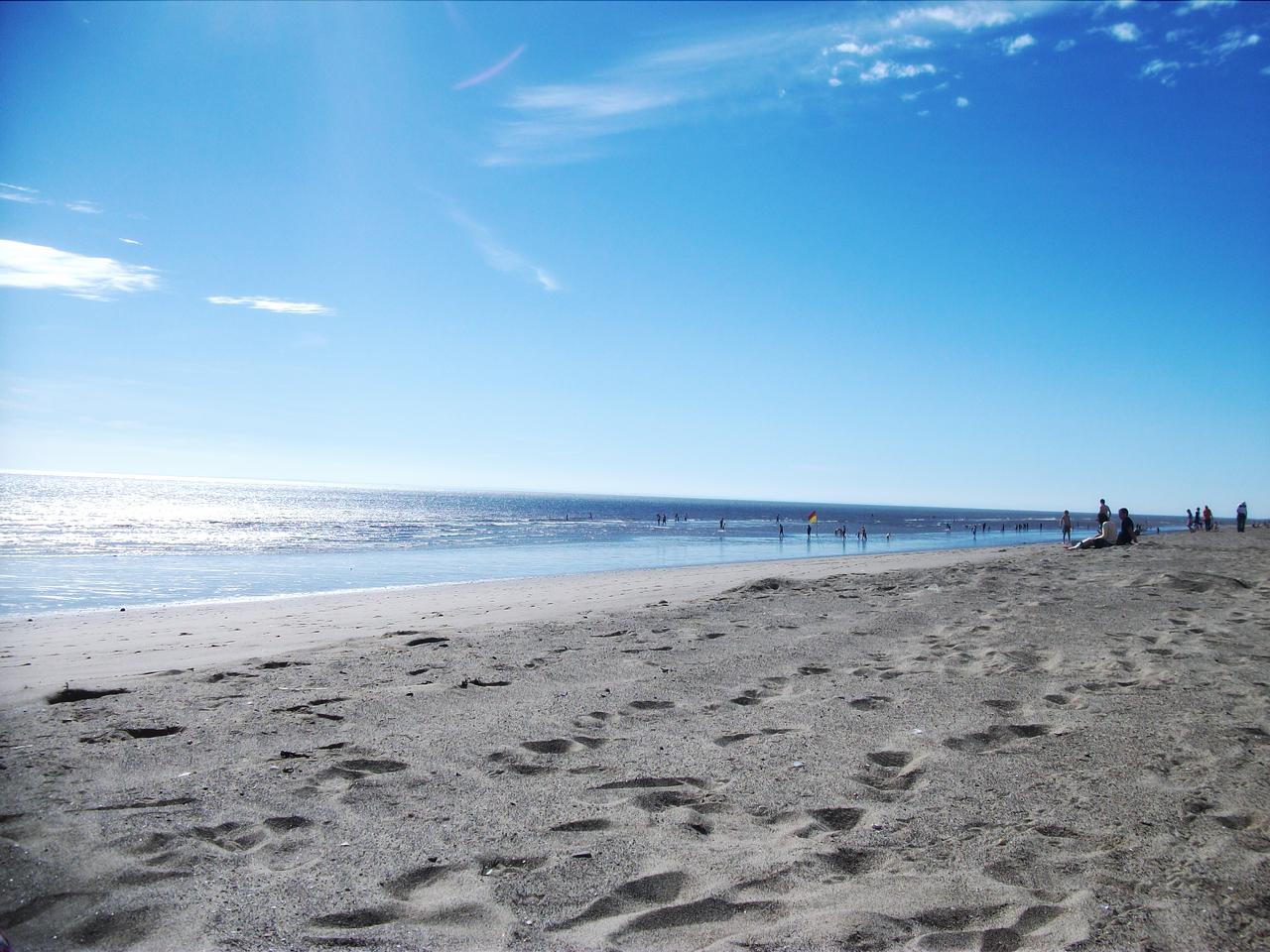 Skegness Beach #1 by ryanr08