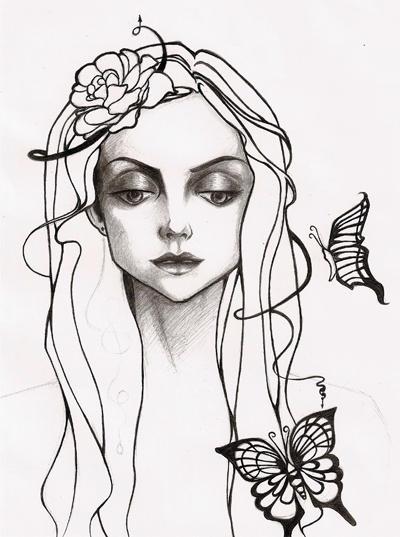 butterflies by throwafuse