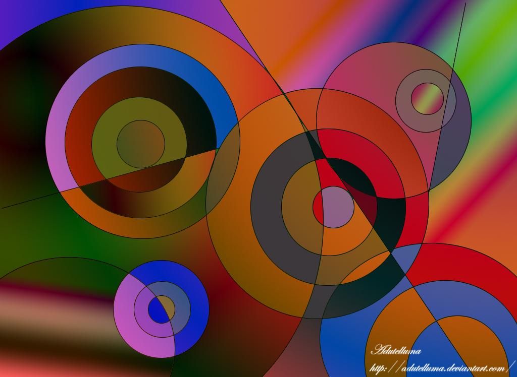Hommage Sonia Delaunay by Adutelluma