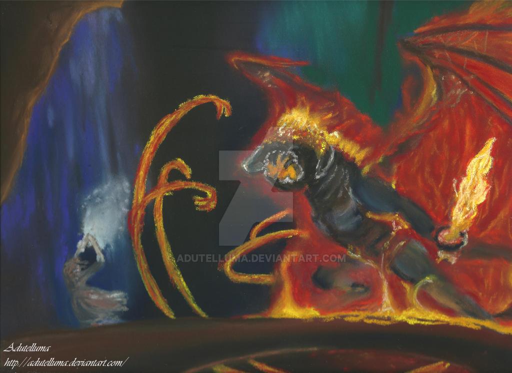 Durin's Bane by Adutelluma