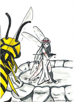 The Wasp and the Pixy