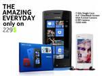 Nokia Lumia 500 by MetroUI