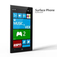 Surface Phone by MetroUI