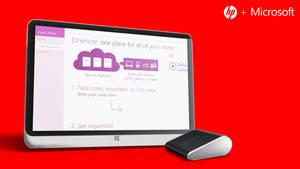 HP Slate 8 by MetroUI