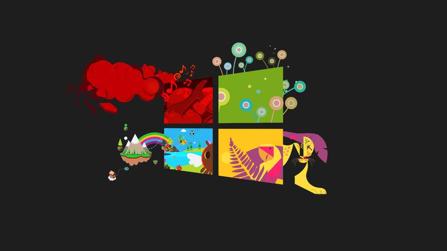 Windows 8 by MetroUI