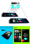ctOS 2.0 (Watch_Dogs) MetroUI Concept