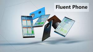 Fluent Phone by MetroUI