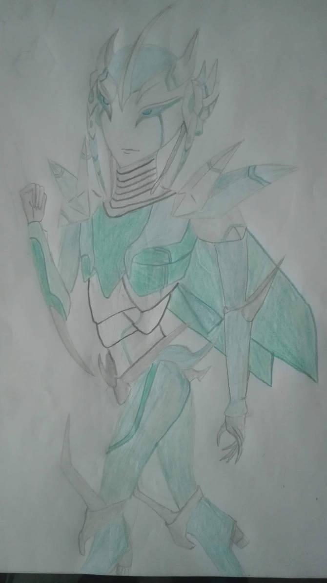 TFP:Cecilia robot form