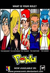 Pokemon World Adventure Poster by Decote