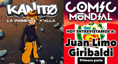 Comic Mundial 1: En busca del superheroe peruano