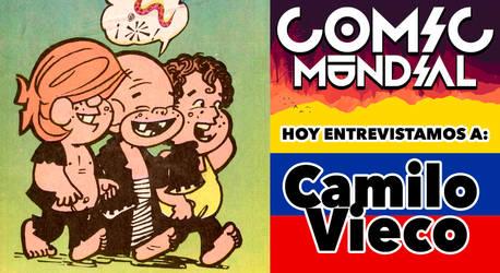 Comic Mundial 3: Historia del comic en Colombia