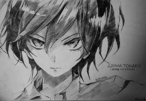 [Manga] Azuma Tokaku (Akuma no Riddle)