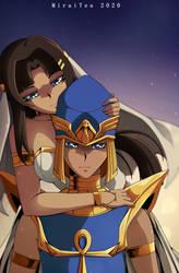 Asraa and Seth