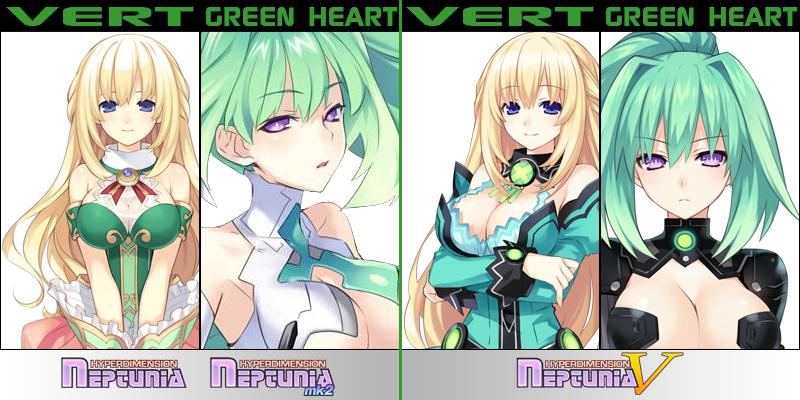 Neptunia Wiki - Vert -1+MK2+V- by karto1989