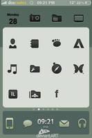 Deviantart iphone theme WIP by darren-coates