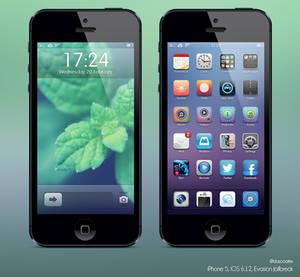 iPhone 5 First Shot