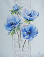 Anemones 2 by lazygirl-29