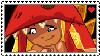 Edith up stamp by Rayraz94
