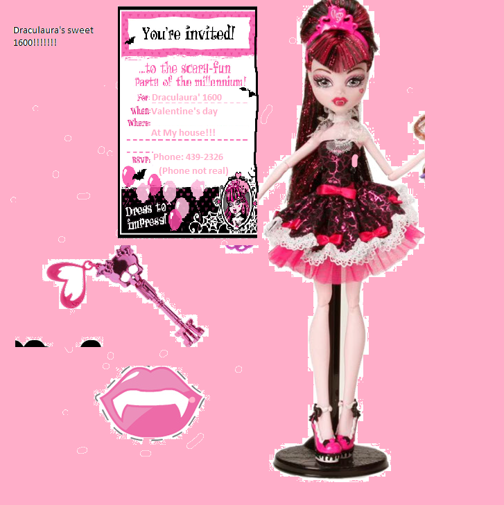 Image Result For Draculaura Sweet