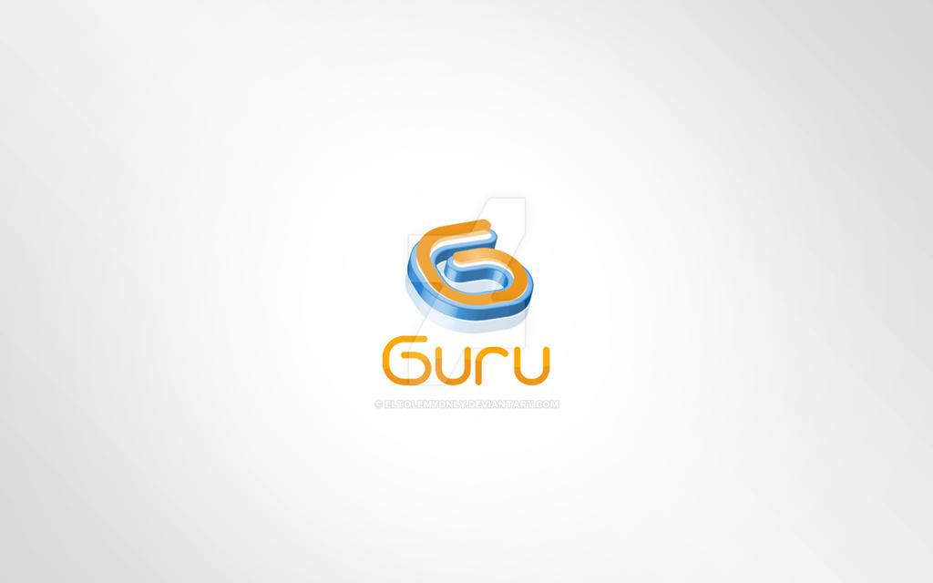 Guru Logo by eltolemyonly