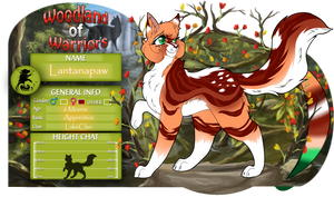 WofW Application: Lantanapaw by Rose-Fox-LP
