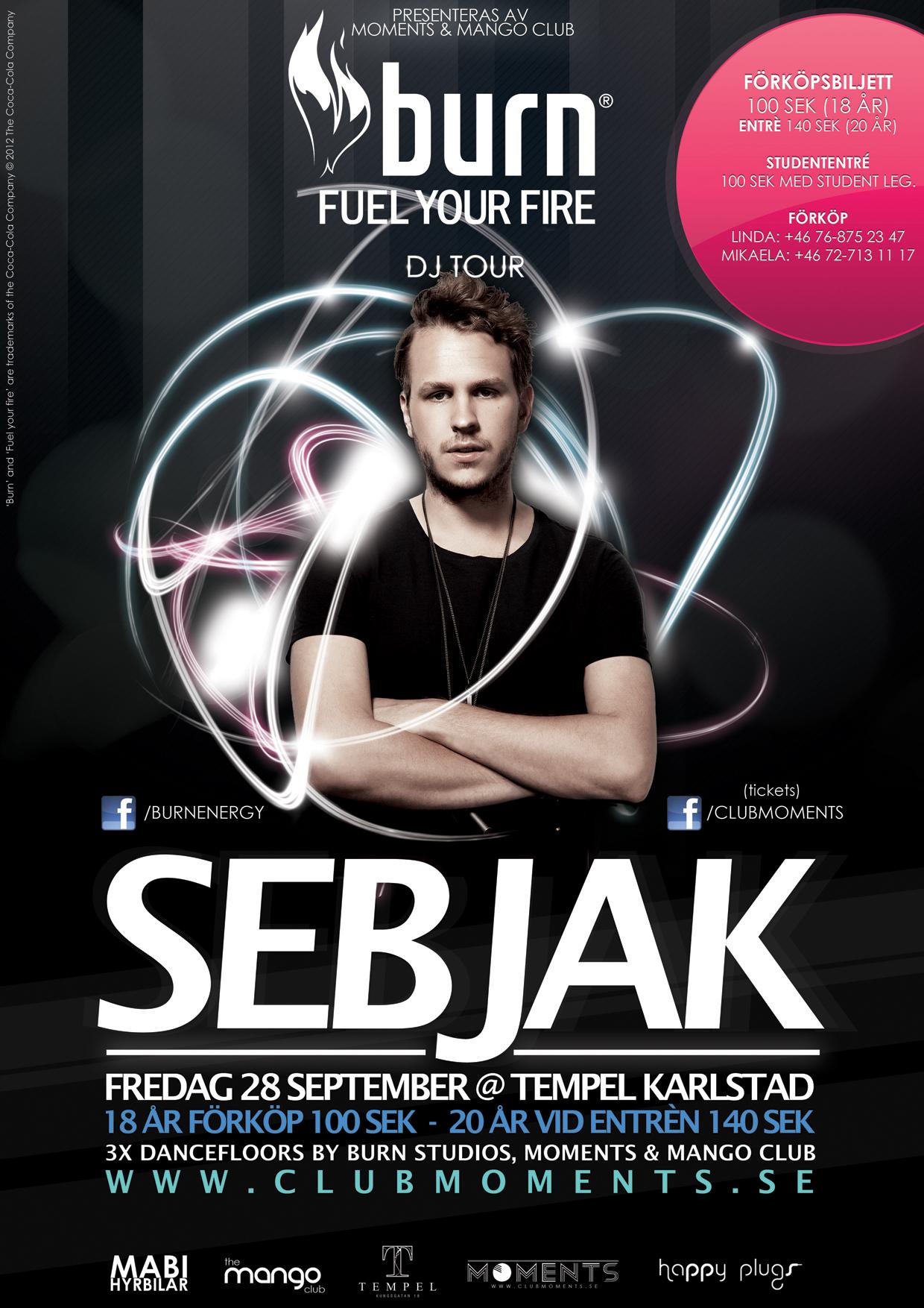 SEBJAK club flyer by kylie87 on DeviantArt – Club Flyer