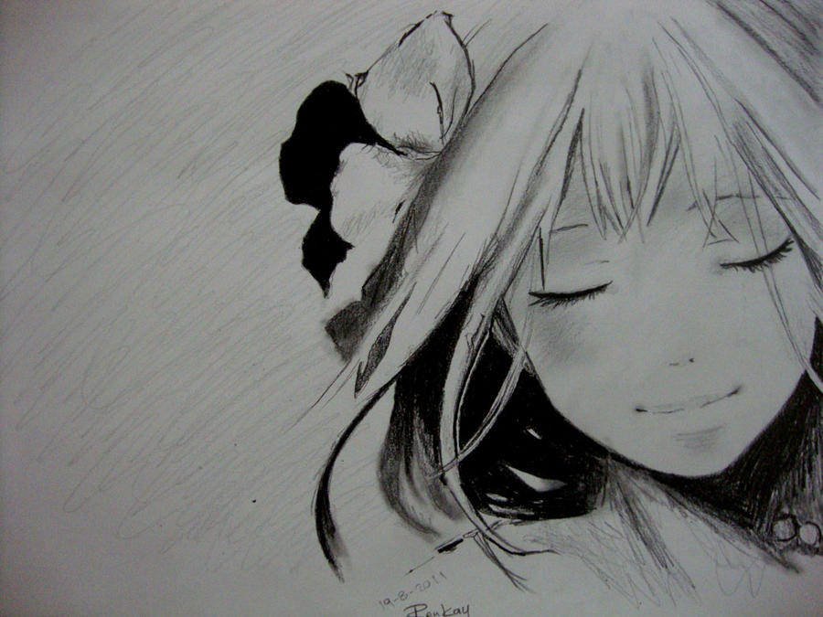 Programs For Anime Drawing Anime Girl Drawing by
