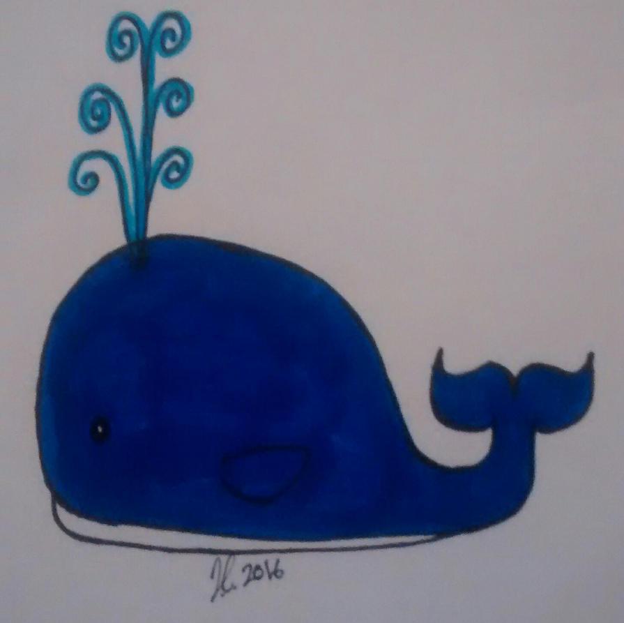 Whale by nekokitten101