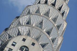 Chrysler Building by robhastings
