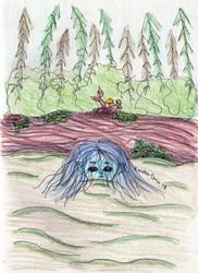 Swamp Thing by kaidendunn