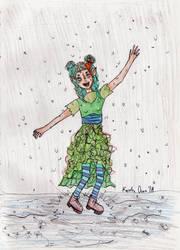 Dancing Bride by kaidendunn