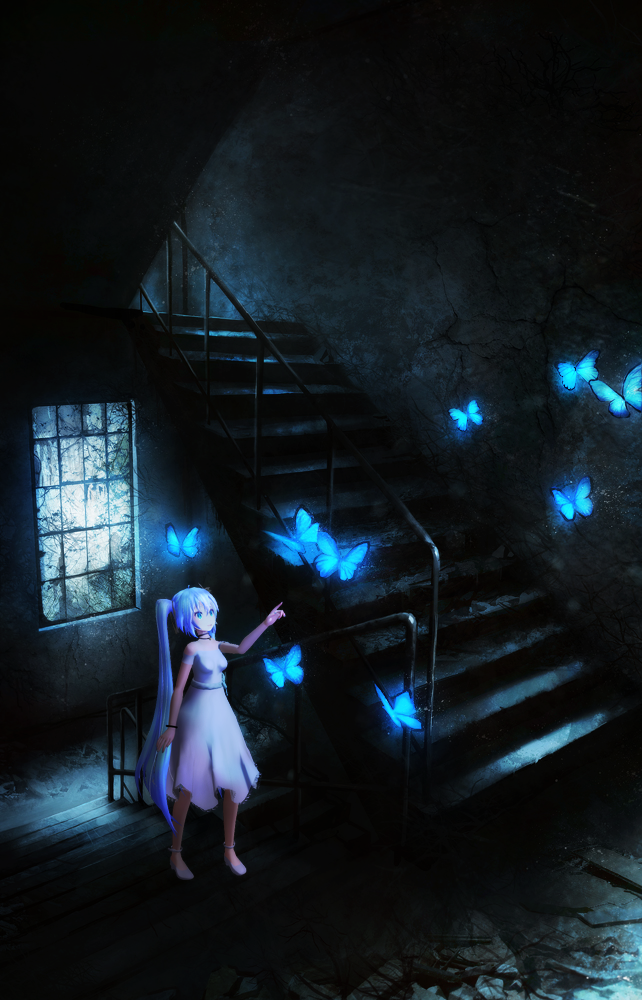 Butterfly by Fan-kot