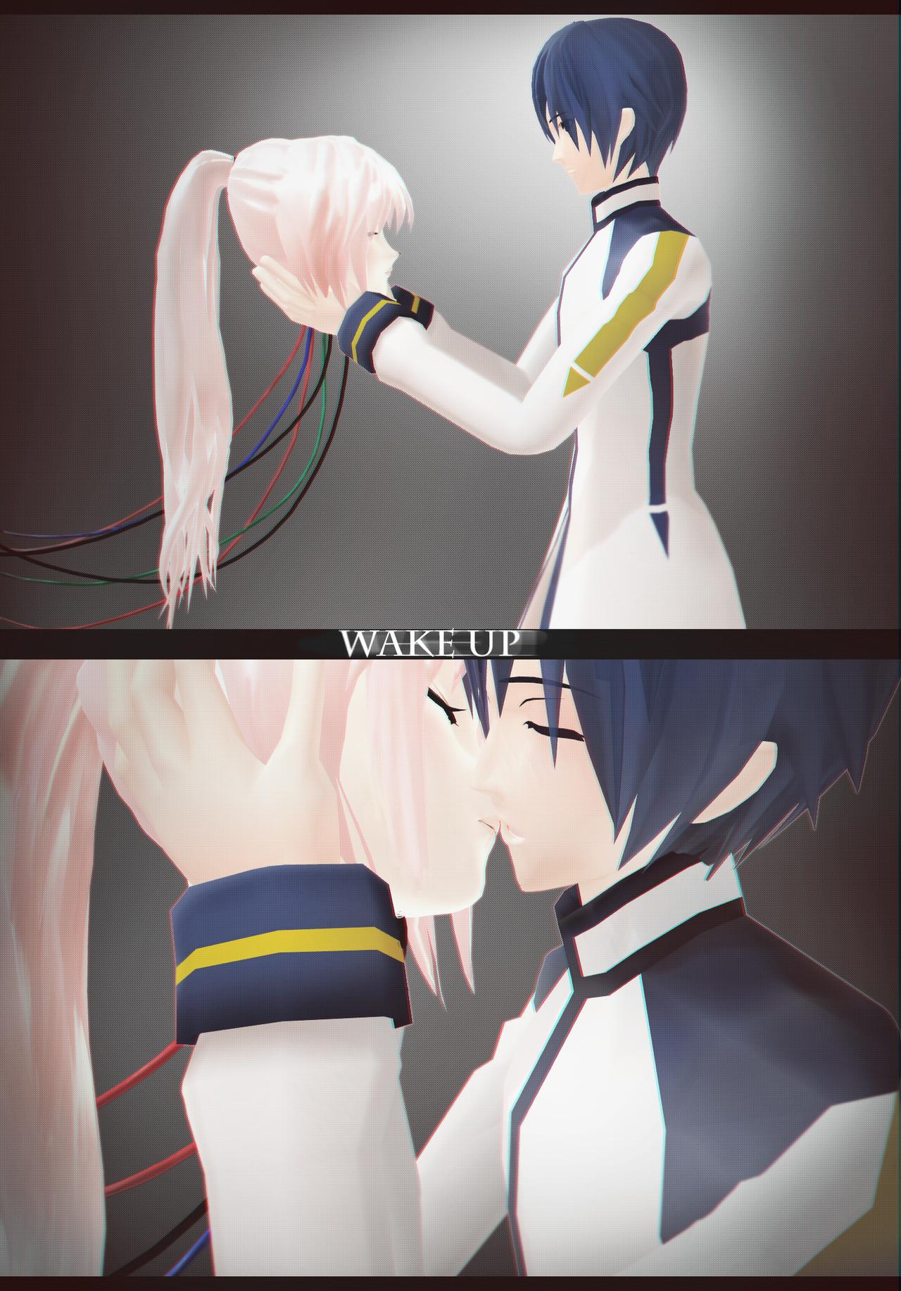 It's time to wake up,my dear. by Fan-kot